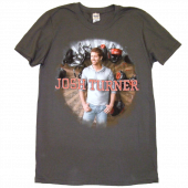 Josh Turner 2012 Charcoal Tee- Punching Bag Design