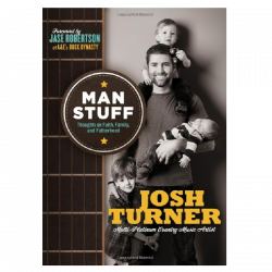 Josh Turner Book- Man Stuff