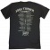 Josh Turner 2017 Heather Graphite Tour Tee