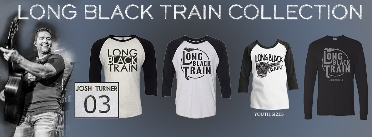 JT Long Black Train Collection