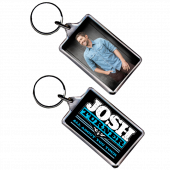 Josh Turner All About You Keyring