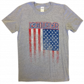 Josh Turner Sport Grey Flag Tee