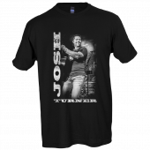 Josh Turner Black Live Photo Tee