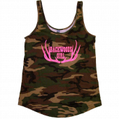 Josh Turner Ladies Camo Tank Top
