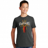 Josh Turner YOUTH Black Frost Firecracker Tee