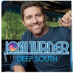 Josh Turner CD- Deep South