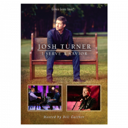 Josh Turner DVD- I Serve a Savior