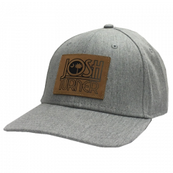 Josh Turner Heather Grey Ballcap
