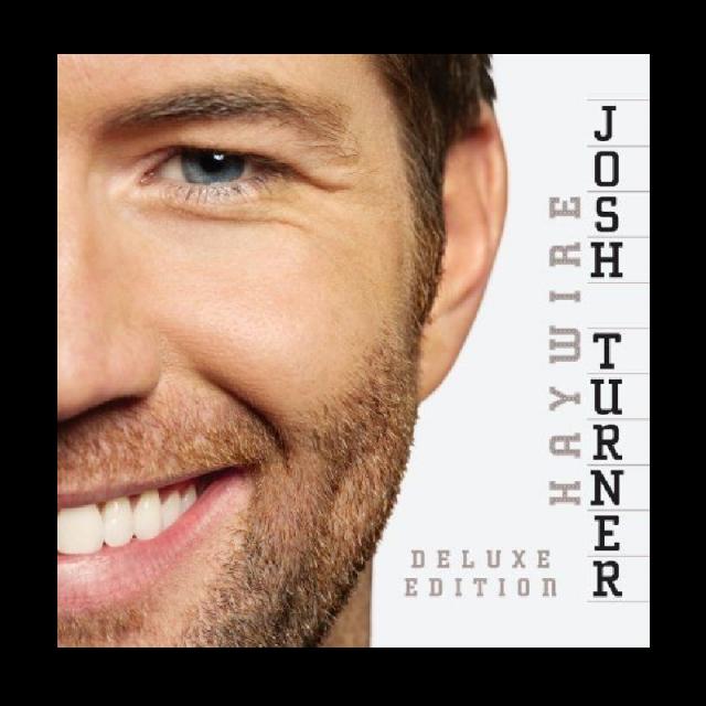 Josh Turner CD- Haywire DELUXE