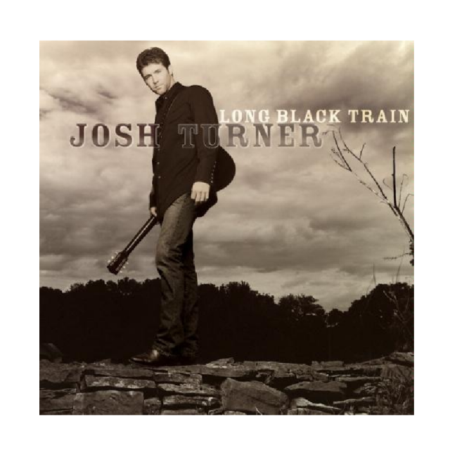 Josh Turner CD- Long Black Train