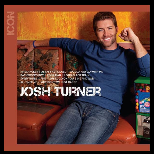 Josh Turner CD- Icon