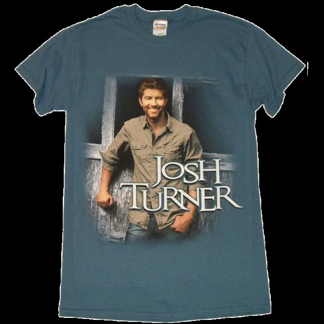 Josh Turner Indigo Blue Tour Tee