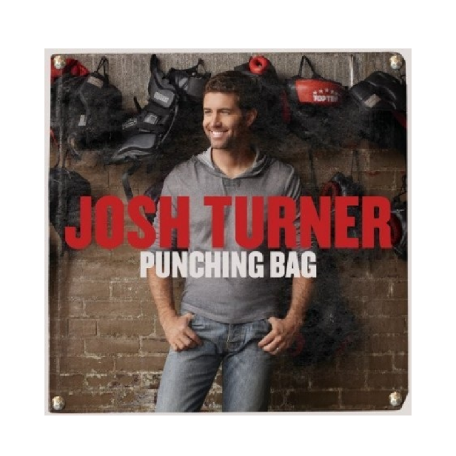 Josh Turner CD- Punching Bag