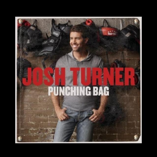 Josh Turner CD- Punching Bag