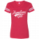 Josh Turner Red V Neck Football Tee