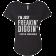 Josh Turner Vintage Black Dolman Top